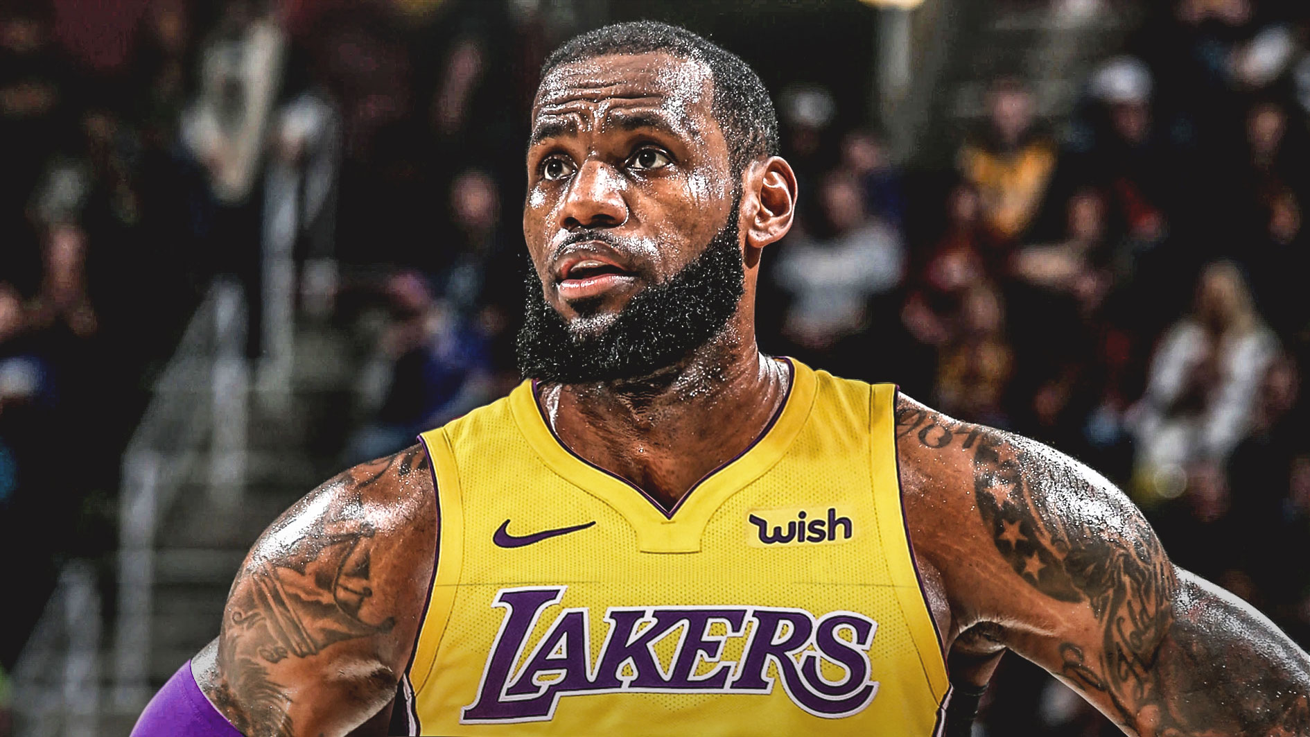 LeBron James to Sign with LA Lakers