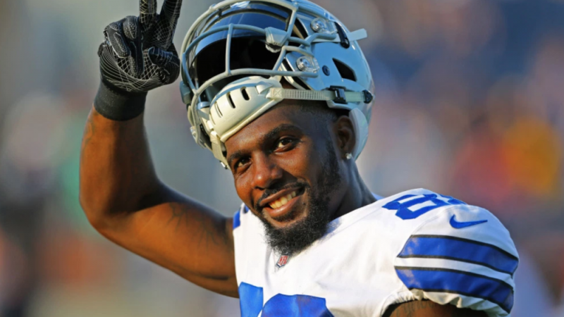 8da37a639823a7 Dez Bryant Signs One Year Deal with the New Orleans Saints